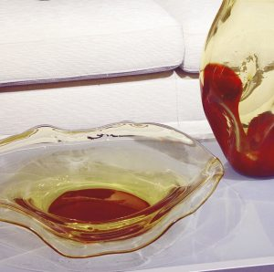 Murano glass collection Denise Gemin 2003