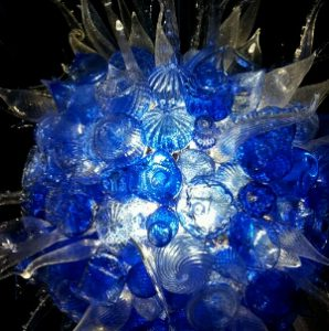 Poseidone Murano Glass chandelier