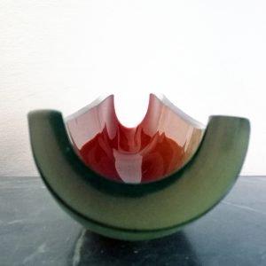 Mellon Murano glass centerpiece
