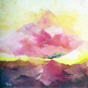20180316_mountainside-2003-olio-su-tavola-54x54-Denise-Gemin