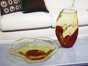Brunice Murano glass collection 2004