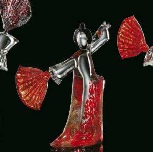Geisha | Sensei-Murano-glass-collection-2010-detail