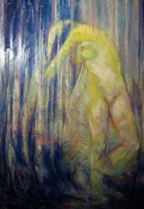 Tutte-le-lacrime-del-mondo-2004-Denise-Gemin-oil-painting-98x144