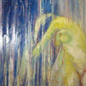Tutte-le-lacrime-del-mondo-2004-Denise-Gemin-oil-painting-detail