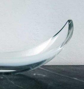Volo Murano glass centerpiece