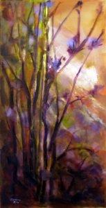 fiori-2006-oil-painting-50x100-Denise-Gemin